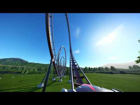 Planet Coaster - Euthanasia Coaster