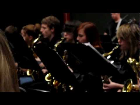 Tastes Like Chicken by CCHS Jazz Band II