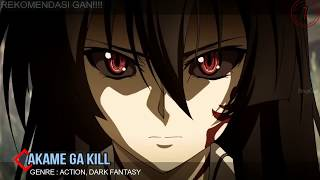 RECOMMENDED!!! 7 ANIME ACTION FANTASY TERBAIK
