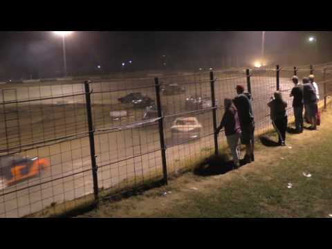 070116 Fayette County Speedway Pro 4 feature