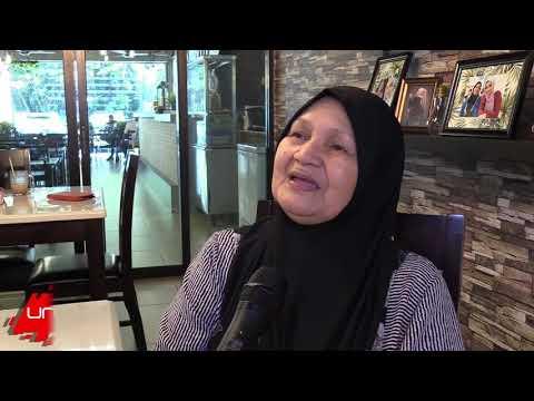 Ucapan ibu dan abang sempena ulangtahun kelahiran Siti Nurhaliza ke-40 #SitiGolden40th