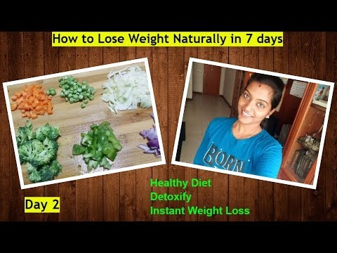 GM Diet Day 2 in Tamil – How to Lose Weight fast #MyWeightLossJourney #Detoxify #HealthyDiet