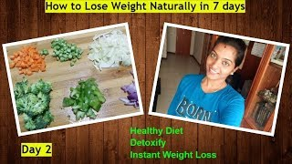 GM Diet Day 2 in Tamil - How to Lose Weight fast #MyWeightLossJourney #Detoxify #HealthyDiet