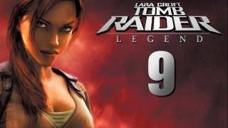 Прохождение Lara Croft Tomb Raider: Legend. Часть 9 - Финал