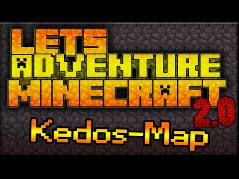 [Kedos-Map] Let's Adventure YOUR Minecraft - FarmerTV