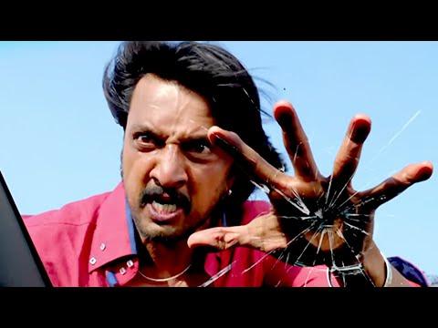 Fighting Scene - Maanikya - Kicha, Ranya Rao - Hit Comedy Scene