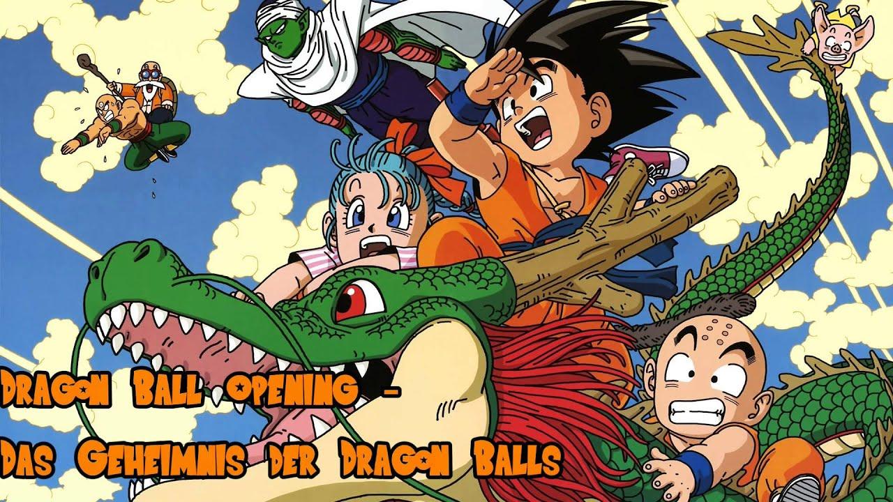 Dragonball Folge 1 Das Geheimnis Der Dragonballs