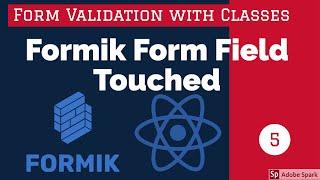 React Formik
