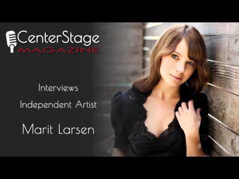 Conversations with Missy: Marit Larsen Interview