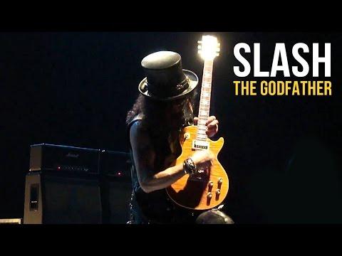 Slash e o solo nostálgico de The Godfather (Porto Alegre 2016)