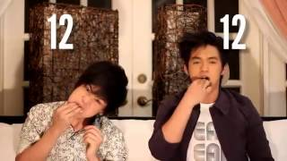 Repeat youtube video Chicser Chubby Bunny Challenge