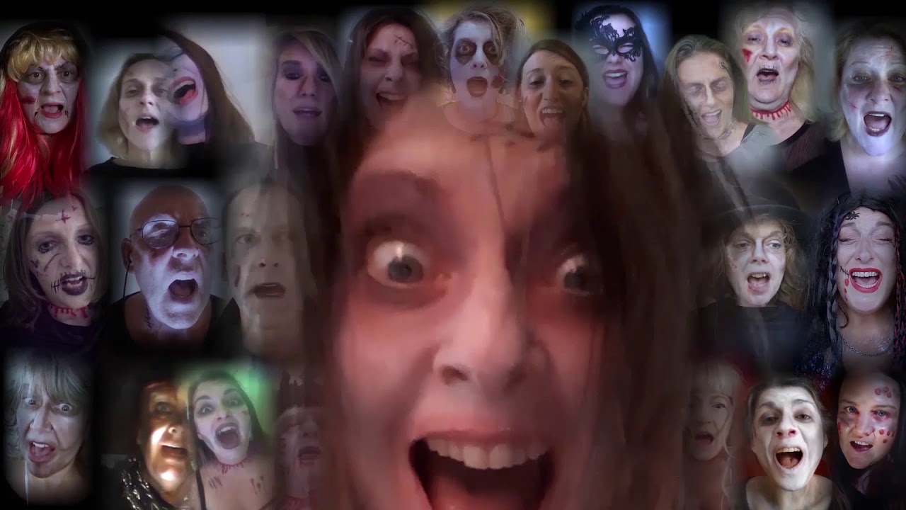 Choirantine - Thriller (Halloween Special: Michael Jackson Virtual Choir Cover)