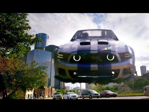 Need for Speed Official Super Bowl Trailer (HD) Aaron Paul