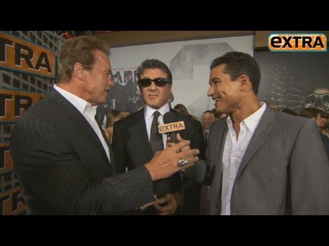 Mario Lopez to Join 'Expendables 3'?