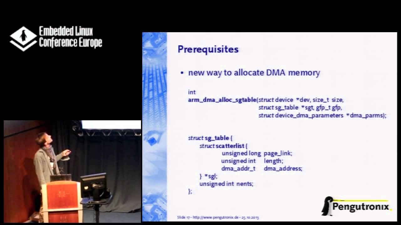Next-Gen DMABUF: How To Efficiently Play Back Video on Embedded - L  Stach,  Pengutronix
