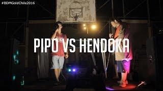 BDM Antofagasta 2016 / Final / Pipo vs Hendoka