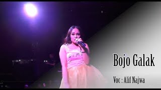 Bojo Galak - Alif Najwa - Irlanda - Live In Kemitir Sumowono