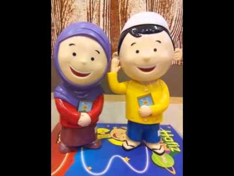085720550344 Harga boneka hafiz dan hafizah talking doll - YouTube 617654088a