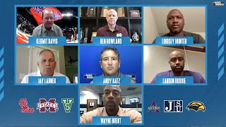 Mississippi's 6 Di Coaches Talk Impact Of State Flag Change