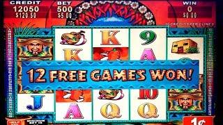 Jumpin' Jalapenos Slot Machine Max Bet Bonuses & BIG WIN Line Hit ! Live Slot Play w/ NG Slot