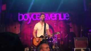 Boyce Avenue- One Life