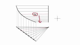 начертательная геометрия Как найти точку на поверхности