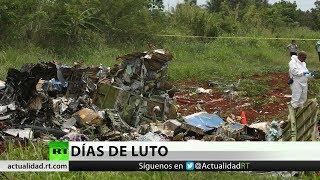 Cuba declara dos días de luto por la tragedia aérea que dejó más de 100 muertos