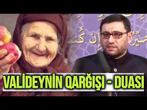 Valideynə Əl Qaldırmaq, Üzünə Ağ Olmaq - Hacı Şahin - Valideyn Barədə Diqqətli Olun