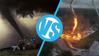 Into the Storm VS Twister : Movie Feuds ep97