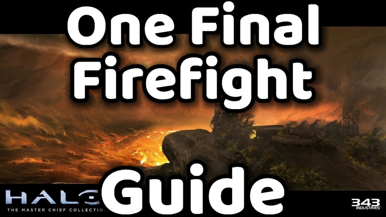 Download Halo MCC - One Final Firefight - Achievement Guide