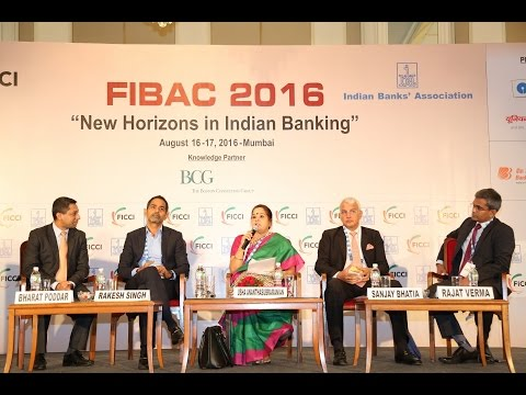 "12. FIBAC 2016 panel discussion on ""Voice of corporate and SME banking customers"""