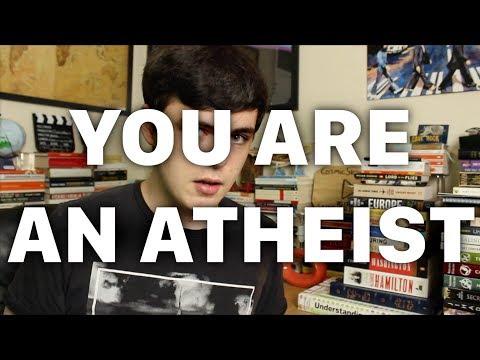 ATHEIST, KNOW THYSELF