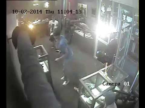 Franschhoek Jewellery Store Robbery