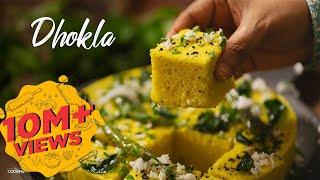 Dhokla   How to Make Soft and Spongy Dhokla   Dhokla Recipe