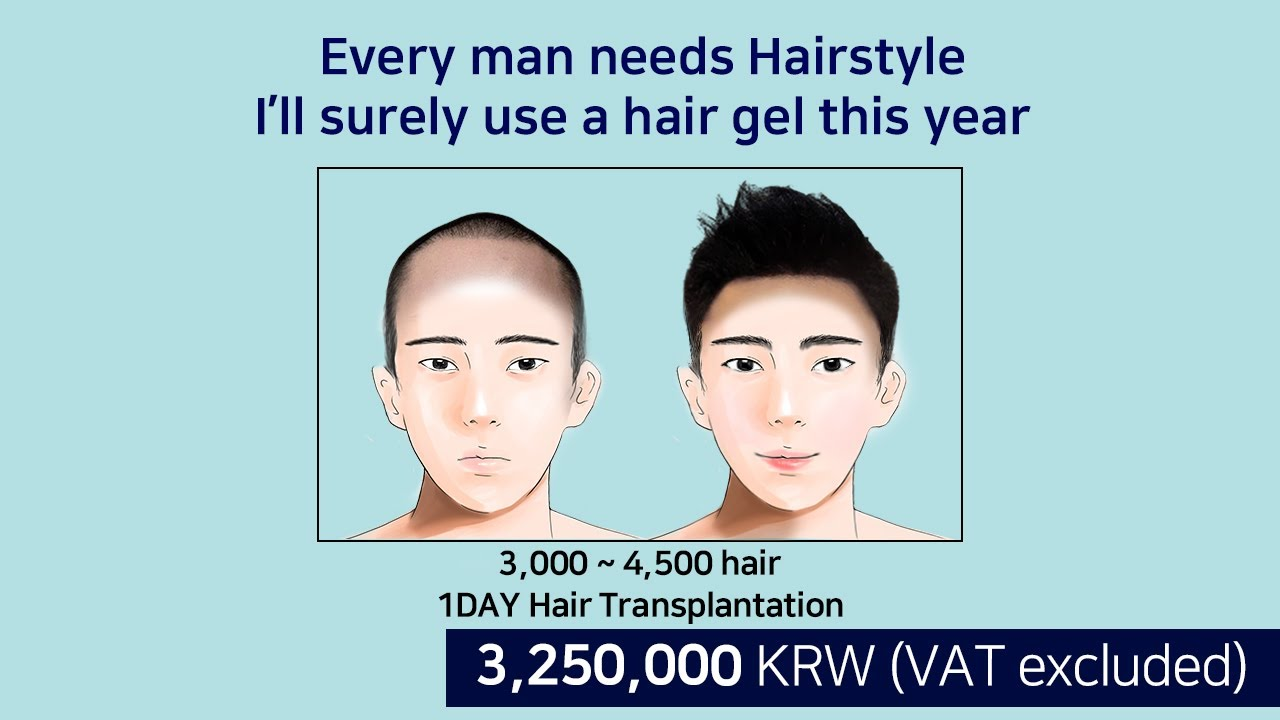 Every man needs hairstyle!