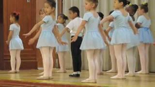 Kira Ballet Performance 2009