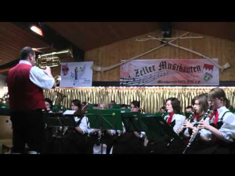 Frühjahrskonzert 2011 der Zeller Musikanten