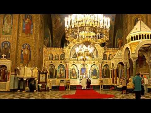 Tchaïkovsky - Литургия Иоанна Златоуста / Liturgy of St John Chrysostom
