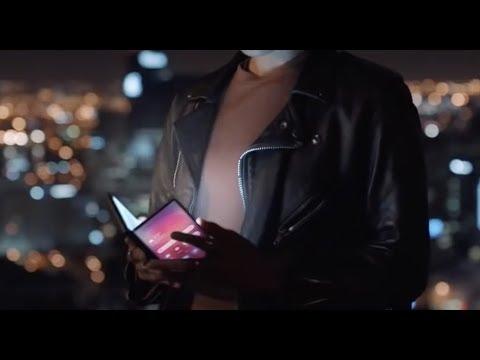 Galaxy Foldのリーク画像?Samsungスマホ最新情報2019