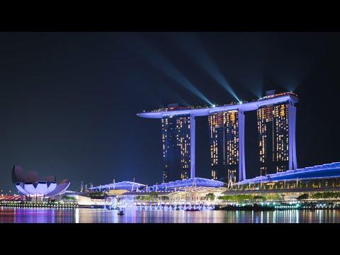 Marina Bay Sands, Singapore - Megastructures: Singapore's Vegas - Singapore Engineering Documentary