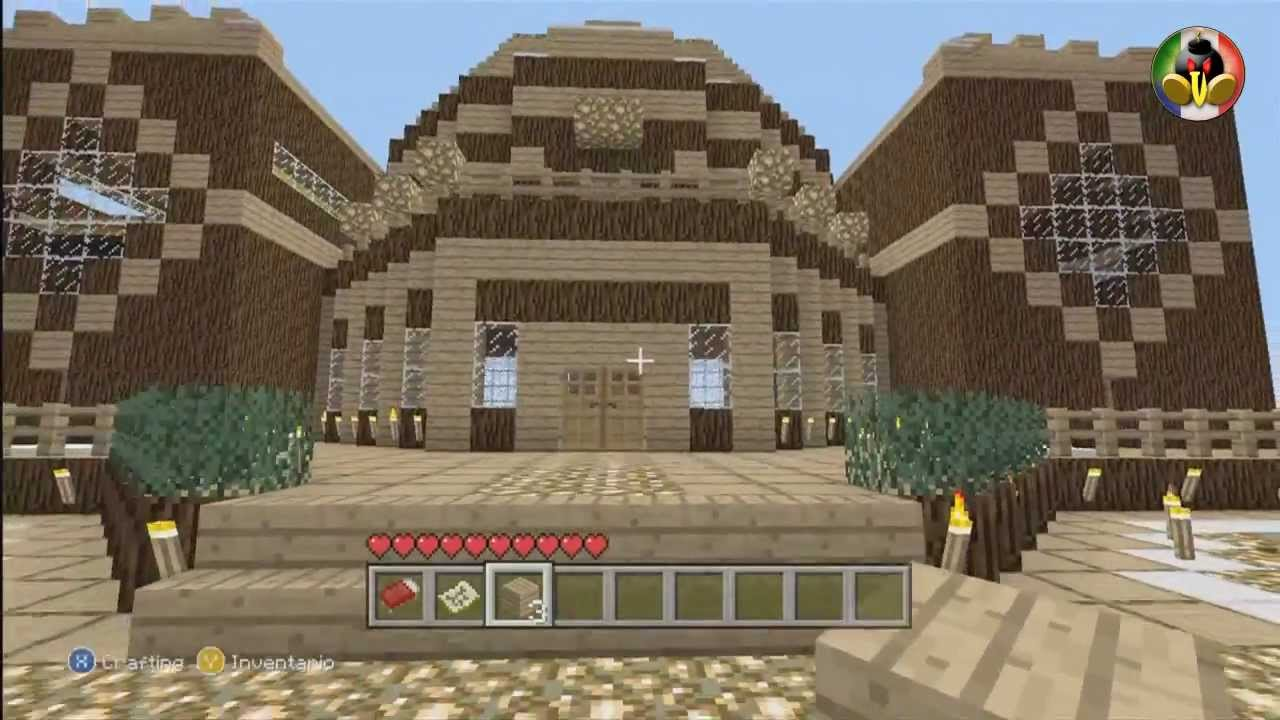 Il mondo piu grande di minecraft in italia su xbox by vaffa 2contest youtube - La casa piu bella al mondo ...