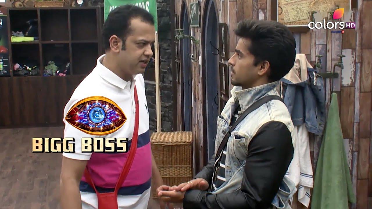 Download #RahulMahajanKiWapasi Rahul Pulls Dimpy's Leg | बिग बॉस | Bigg Boss