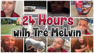 24 Hours with Tré Melvin