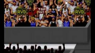 WWE Road To Wrestlemania x8 GBA Entrances