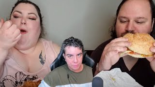 foodie beauty serious food review calzone situation   reaction