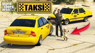 GTA 5 TAKSİ !! 😊 EKİP TAKSİ'DE BİR GÜNÜMÜZ !!