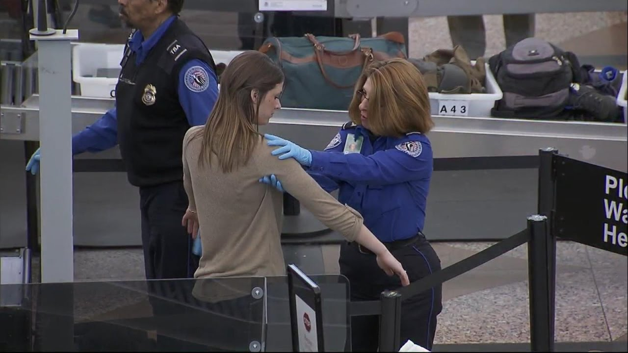 Tsa Officers Are Implementing New More Rigorous Pat Downs