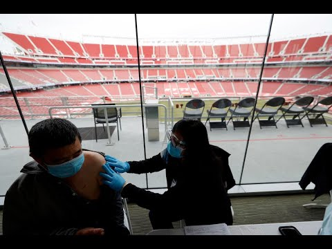 These NFL And College Teams Are Requiring Proof Of Vaccination From Fans