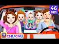 Traveling Song + More ChuChu TV Baby Nursery Rhymes & Kids Songs