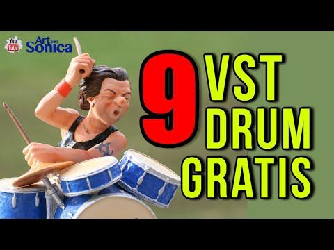 9 VST DRUM